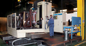 Custom Machinery Manufacturing and CNC Machining